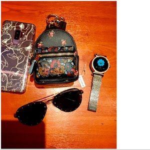 🦋 Coach Mini Backpack NEW 💁🏻